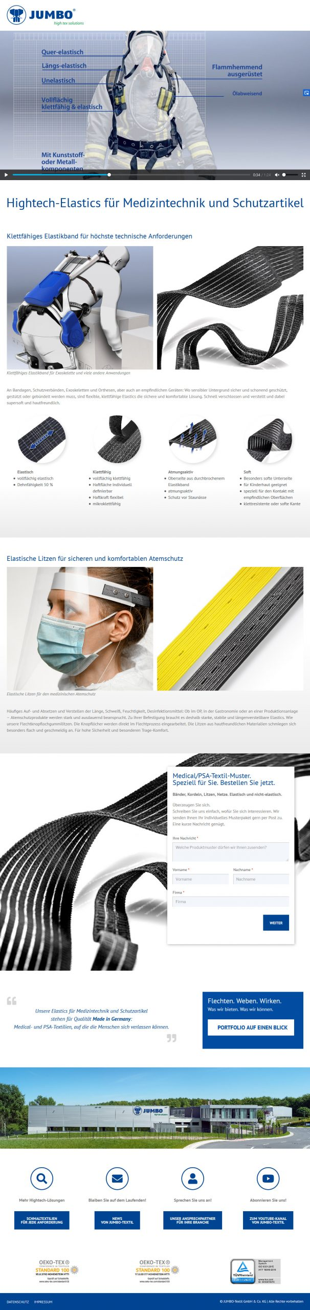 Newsletter_Medical_JUMBO_Textil